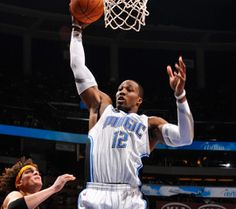 Dwight Howard - NBA Player - Los Angeles Lakers #12 - Center