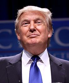 Recognize him? It's true! Donald Trump will be speaking at Liberty University's Convocation on Sept. 24th!