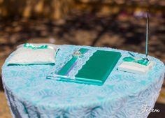 """Свадьба в """"Стиле тиффани"""" на Кипре #weddingdecor #wedding"""