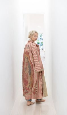 Magnolia Pearl, Bohemian Lifestyle, Layered Look, Vintage Fabrics, Clothes Horse, High Neck Dress, Couture, Unique, Lace