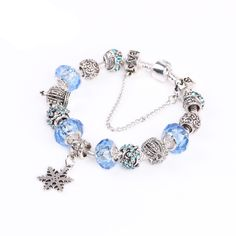 Like and Share if you want this  Top selling DIY Blue Crystal Beads Bracelets Bangles Snake Chain Charm Fit Pan Bracelets For Women Pulsera Fashion Gift     Tag a friend who would love this!     FREE Shipping Worldwide     Get it here ---> http://onlineshopping.fashiongarments.biz/products/top-selling-diy-blue-crystal-beads-bracelets-bangles-snake-chain-charm-fit-pan-bracelets-for-women-pulsera-fashion-gift/