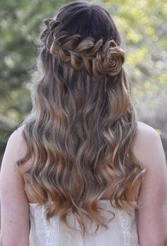Braided Wedding Hairstyles : Brides.com