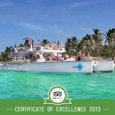 Doing this!!  Excursion: Marinarium Snorkeling Cruise on glass bottom boat Punta…