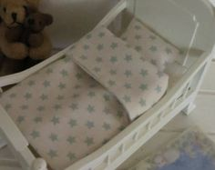 Beddings for th childrens room in scale 1:12