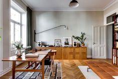 Elegant Swedish Apartment Filled with Design Classics - NordicDesign