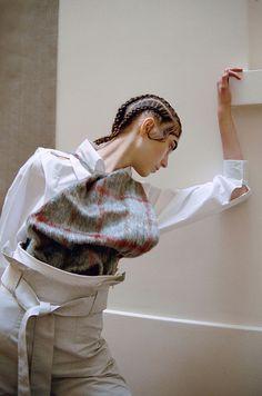 Alysee Yin Chen fashion designer Taiwanese Paris minimalism Fine Arts romanticism