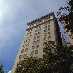 Downtown Portland #downtown #Portland #oregon #building #architecture