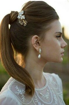 Rock your ponytail with an amazing hair accessory
