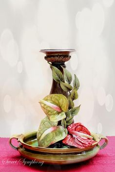Anthuriums - Cake by Sweet Symphony