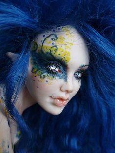 dark mermaid art - Google Search