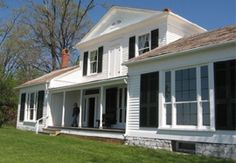 A visit to the John R. Park Homestead and Conservation Area will take you back in time to the 1850s.