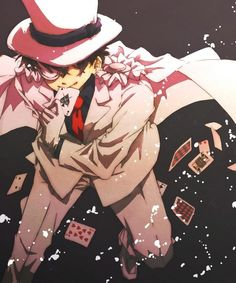 Kaito Kid/Kaito Kuroba- Detective Conan and Magic Kaito 1412 Dc Anime, Anime Demon, Anime Guys, Manga Anime, Conan, Detective, Kids Tumblr, Magic For Kids, Kaito Kuroba