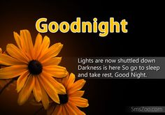 Goodnight deseos para que se & Him