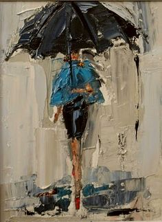 love the dancing in the rain