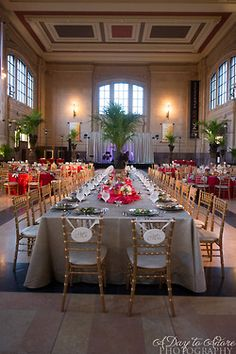 Union Station Kansas City Wedding