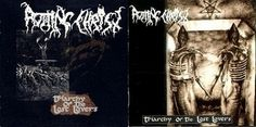 """""""Triarchy of the Lost Lovers August Grecian Black Metal; yes they've evolved, more power to them it's their right. I just don't dig the sound they grew into. My ears prefer their older shit."""