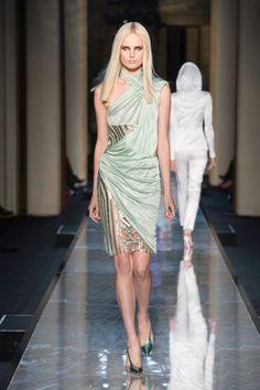 Versace gown