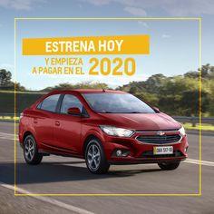 Chevrolet Promociones - Estrena hoy Onix Sedán