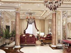 Villa in Saudi Arabia