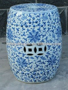 chinese antique white and blue garden ceramic stool buy chinese antique garden stoolswhite ceramic garden ceramic garden stools product on
