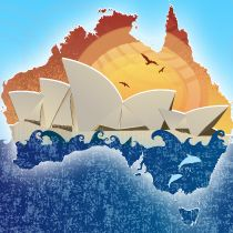 Study in Australia Day- a free online event dedicated to help you decide if going to Australia for college is best for you. Australia Day, Australia Travel, Dream School, Weird And Wonderful, Travel Posters, Maps, Dreaming Of You, Finding Yourself, College