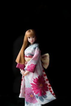 bluesime <Title> Kimono