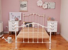 cast iron beds and bed frames