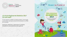 El Centro SCT Michoacán dio a conocer la convocatoria para la Feria Regional de Robótica 2017 que se llevará a cabo el sábado 6 de mayo de 2017 a través ...