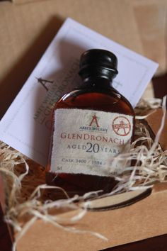 New release from @abbeywhisky in 2015 this fabulous looking ps glendronach 20   Http://www.tomswhiskyreviews.com