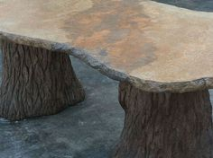 Concrete Patio Table :: Hometalk