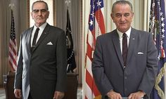 First look at Bryan Cranston as Lyndon B. Johnson for new HBO biopic