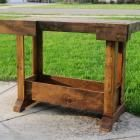 Ana White | Build a Workbench Console | Free and Easy DIY Project and Furniture Plans
