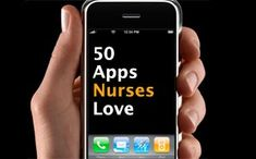 for REAL -- FIFTY mobile apps nurses are downloading like crazy (Scrubs Mag)