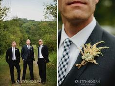 Americana Farm Wedding :: Bethany+Erin (different but very neat) #cedarwoodweddings