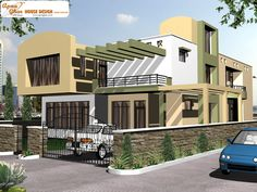 ICYMI: New Indian House Elevation Designs