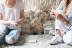 LaurenConrad.com's Favorite Statement Rugs {for every room in your house}