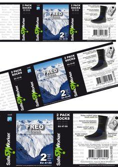 Een banderol voor onze sokken Freo