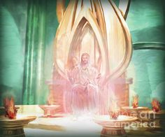 The Throne of Grace by Todd L Thomas