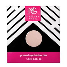 Makeup Geek Eyeshadow Pan in Confection