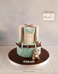 Little boy - cake by Bonboni Cake