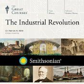 From electric lights to automobiles to the appliances that make our lives easier at work and at home, we owe so much of our world to the Industrial Revolution. In this course, The Great Courses partners with the Smithsonian - one of the world's most storied and exceptional educational institutions - to examine the extraordinary events of this period and uncover the far-reaching impact of this incredible revolution.