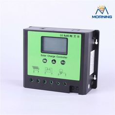 China 60 A substantial manual pwm solar charge controller with LCD display 12/24V auto