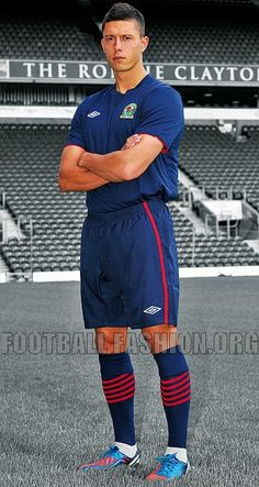 Blackburn Rovers Umbro 2012/13 Away Kit
