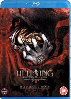 Hellsing Ultimate - Parts 1-4 (18) Blu-Ray