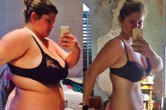Pierde 4 kilos en 2 días