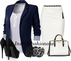 Daily outfits that you can wear for work  or the beach ..Try to mix and match it from your wardrobe.