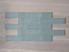 Avalon Gloss Subway Jade Green Tile