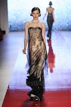 Samuel Cirnansck - Ready-to-Wear - Runway Collection - Women Fall / Winter 2011