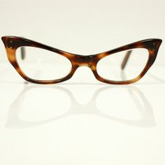 1950s Tortoise Cateye Frames now featured on Fab.