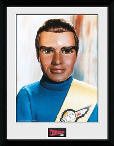 Recreate the Tracy lounge from Thunderbirds in your own home with these collectors' edition prints of the Tracy bothers! Thunderbirds Are Go, Sci Fi Tv, Fantasy Comics, Comic Books Art, Book Art, Cinema, Best Series, Music Tv, Back In The Day